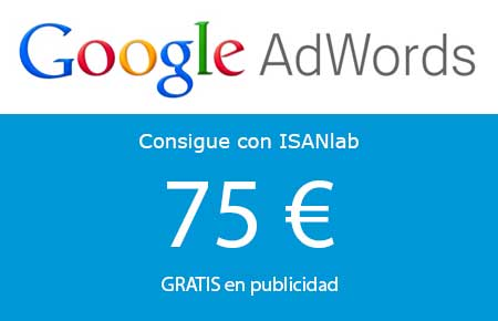 cupon adwords insalab